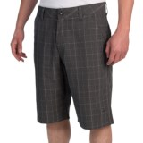 "Mountain Hardwear Tilson Plaid Shorts - 12"" (For Men)"