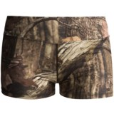 Terramar Cloud Nine Camo Shorty Base Layer (For Women)