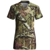 Terramar Camo Essentials Stalker T-Shirt - V-Neck (For Women)