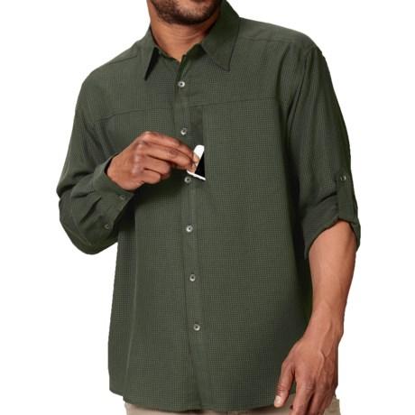 Royal Robbins Bird's Eye Shirt - Long Sleeve (For Men)