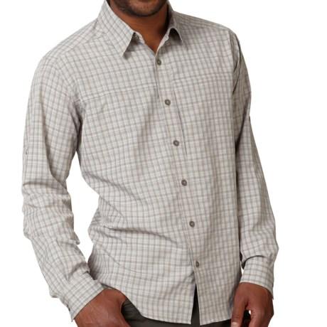 Royal Robbins Global Traveler Shirt - UPF 50+, Long Sleeve (For Men)