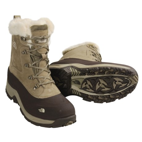 The North Face McMurdo Boots - Waterproof  (For Men)
