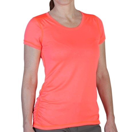 ExOfficio Micria T-Shirt - UPF 15+, Short Sleeve (For Women)