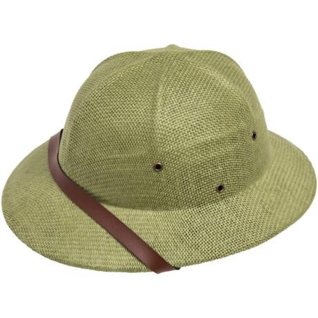 Straw Garden Hat - Garden Inspiration