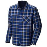 Mountain Hardwear Reverse Grid Shirt - Long Sleeve (For Men)