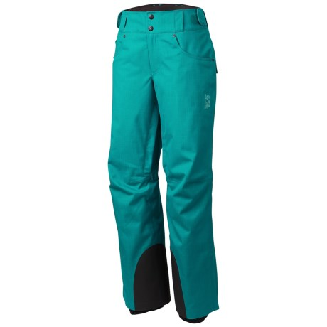 Mountain Hardwear Snowburst Dry.Q® Pants - Waterproof, Insulated (For Women)