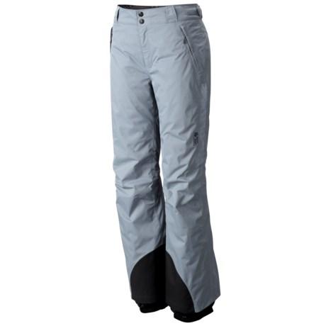 Mountain Hardwear Returnia Dry.Q® Ski Pants - Waterproof, Insulated (For Women)