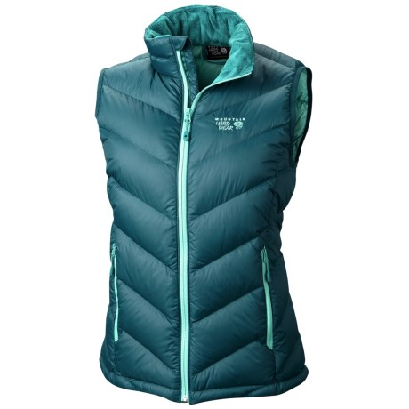 Mountain Hardwear Ratio Q.Shield® Down Vest - 650 Fill Power (For Women)