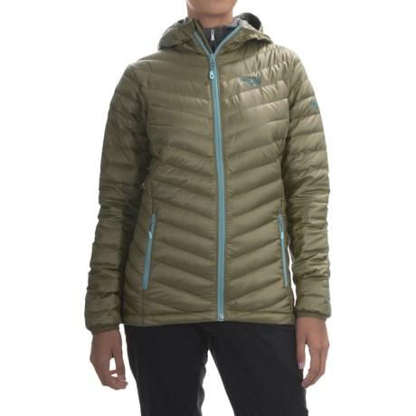 Mountain Hardwear Nitrous Q.Shield® Down Jacket - 800 Fill Power (For Women)