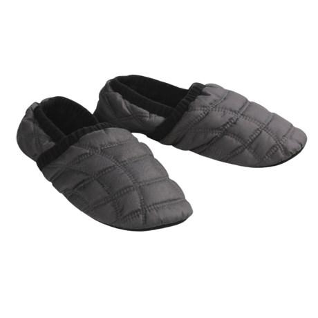 Acorn Goose Down Slippers (For Men)