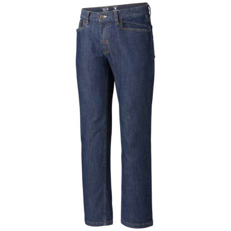 Mountain Hardwear Stretchstone Jeans - UPF 50 (For Men)