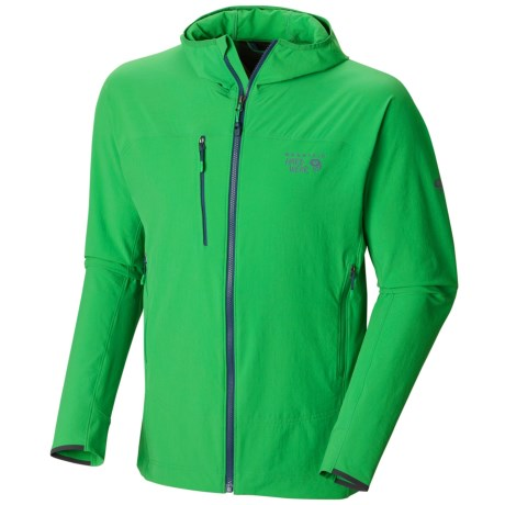 Mountain Hardwear Super Chockstone Jacket - UPF 50 (For Men)