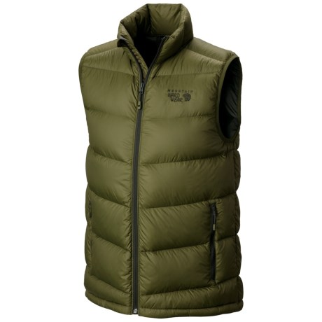 Mountain Hardwear Ratio Q.Shield® Down Vest - 650 Fill Power (For Men)