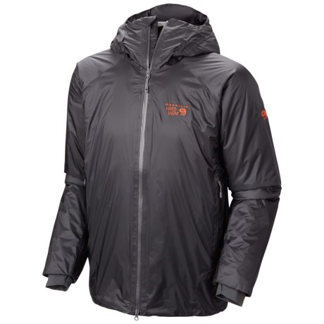 Mountain Hardwear Quasar Dry.Q® Elite Jacket - Waterproof, Insulated (For Men)