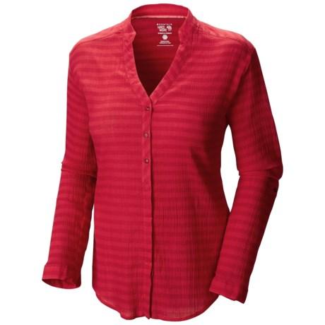 Mountain Hardwear DaraLake Shirt - Roll-Up Long Sleeve (For Women)
