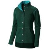 Mountain Hardwear Sarafin Cardigan Sweater - Recycled Wool Blend (For Women)