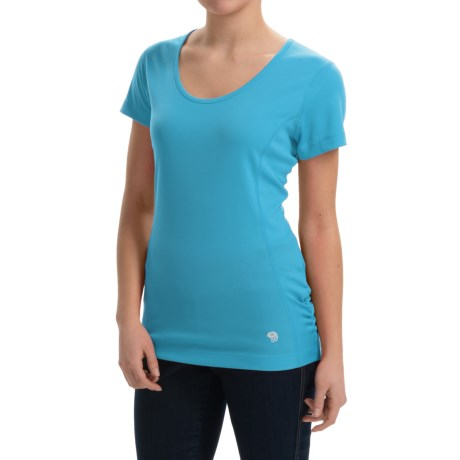 Mountain Hardwear Timica Shirt - Short Sleeve (For Women)