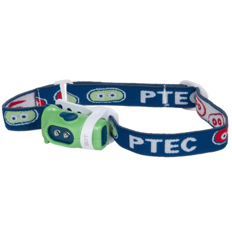 Princeton Tec Bot Headlamp - 15 Lumens (For Kids)