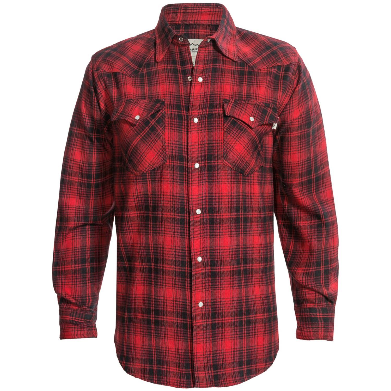 Vintage Flannel Shirt 2089