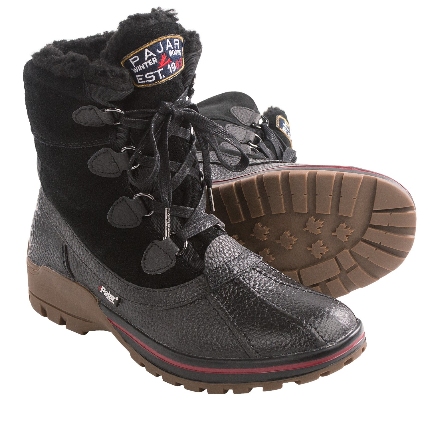 Men's Waterproof Snow Boots Clearance | Santa Barbara Institute ...