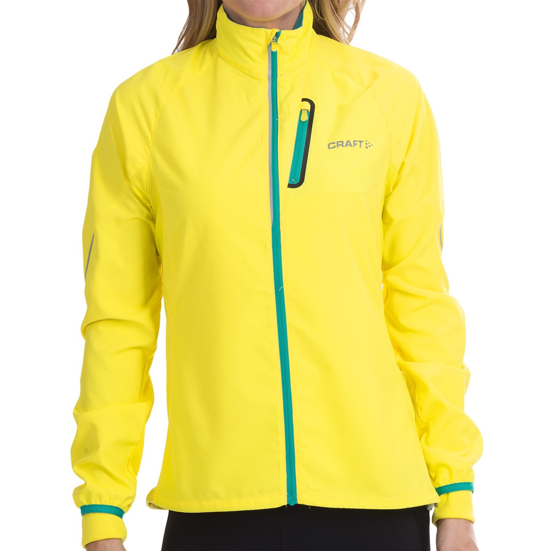 Craft sportswear devotion run jacket for women 8423c for Craft women s run