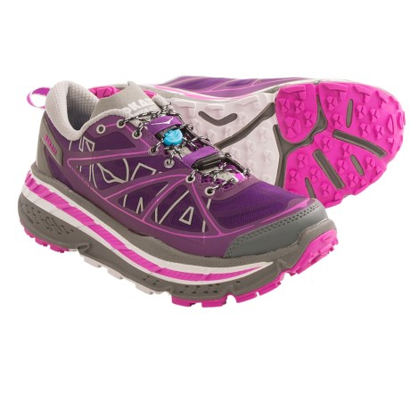 Hoka One One Stinson ATR Trail Running Shoes (For Women)