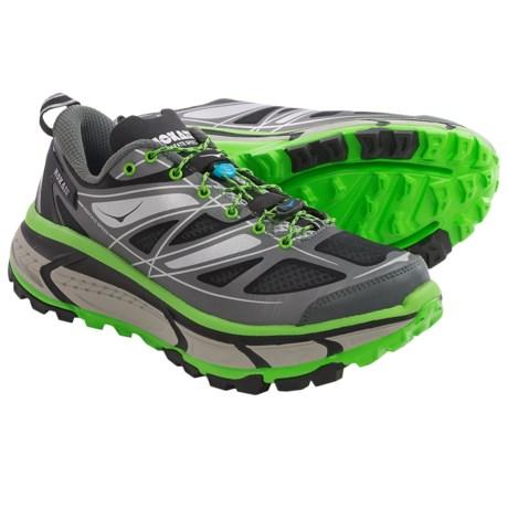 Hoka One One Mafate Speed Trail Running Shoes (For Men)