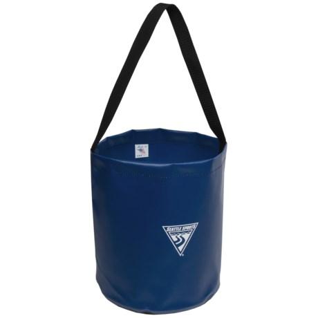 Seattle Sports Heavy-Duty Camp Bucket