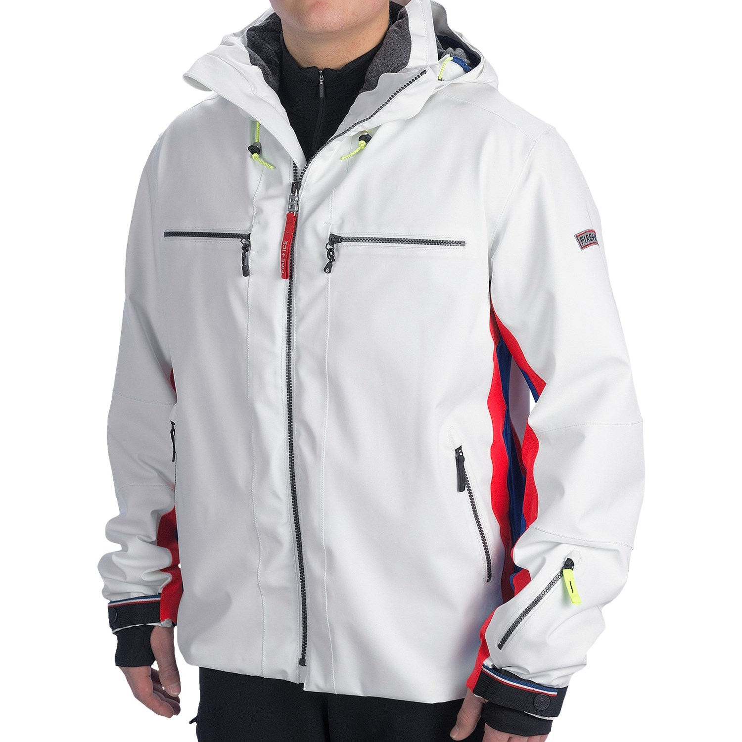 bogner fire ice brody ski jacket for men 8429n save 44. Black Bedroom Furniture Sets. Home Design Ideas