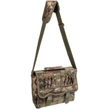 Banded Claw Shoulder Bag
