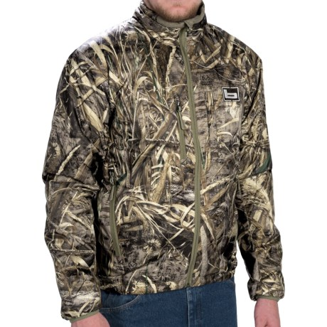 Banded Colusa Jacket - Insulated, Full Zip (For Men)
