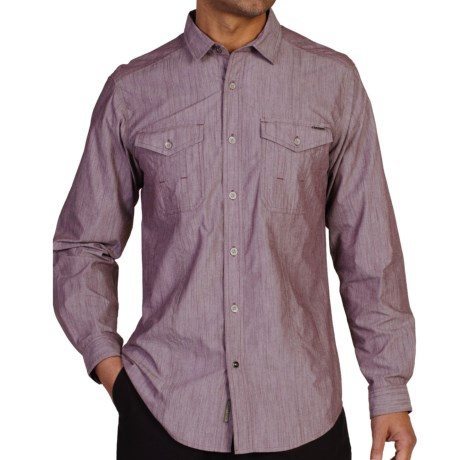 ExOfficio Ferrara Shirt - Long Sleeve (For Men)