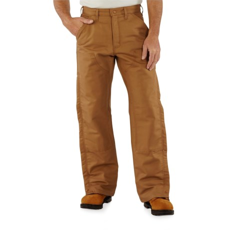 Carhartt FR Flame-Resistant Canvas Pants - Quilted Lining (For Men)