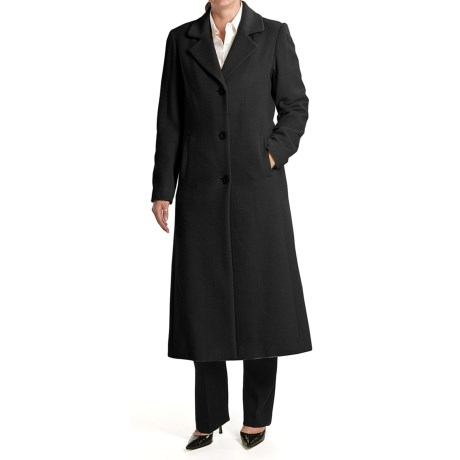 Jonathan Michael Camel Hair Coat - Polished (For Women)