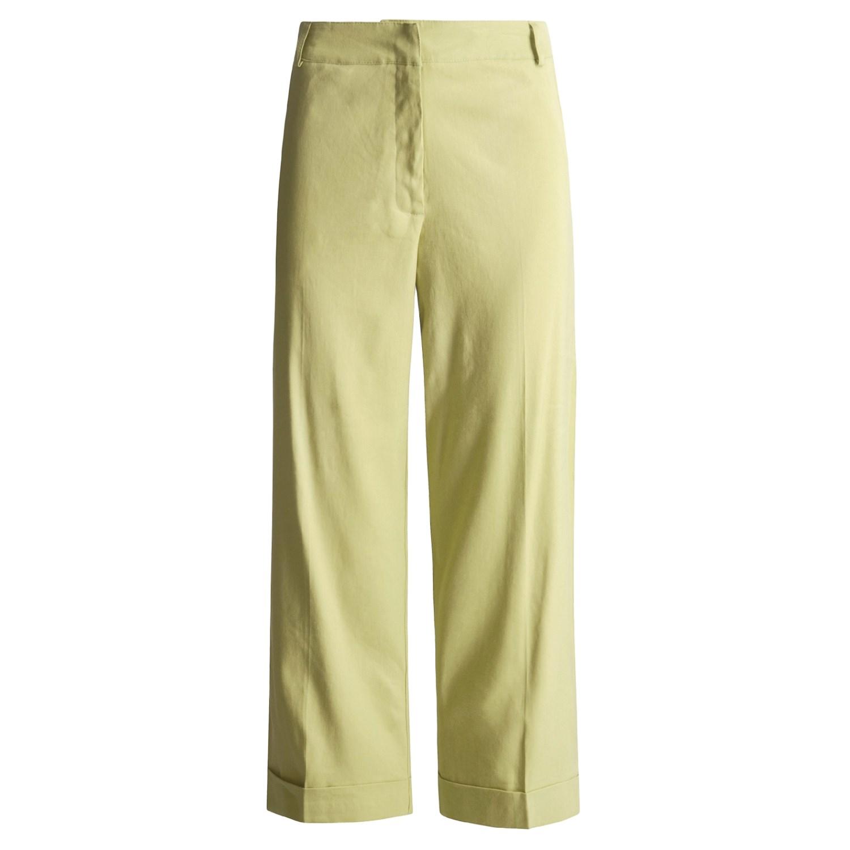 Beautiful Long Linen Pants  Pi Pants