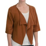 Brodie Cashmere Bolero - Elbow Sleeve (For Women)