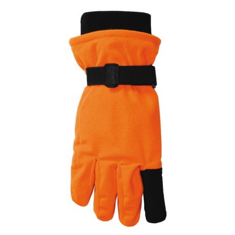 Hot Shot Aqua E4 Hunting Gloves - Waterproof (For Men)