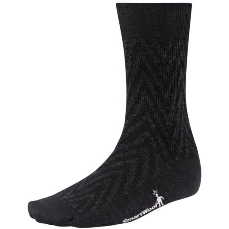 SmartWool Summit Chevron Socks - Merino Wool, Crew (For Men and Women)