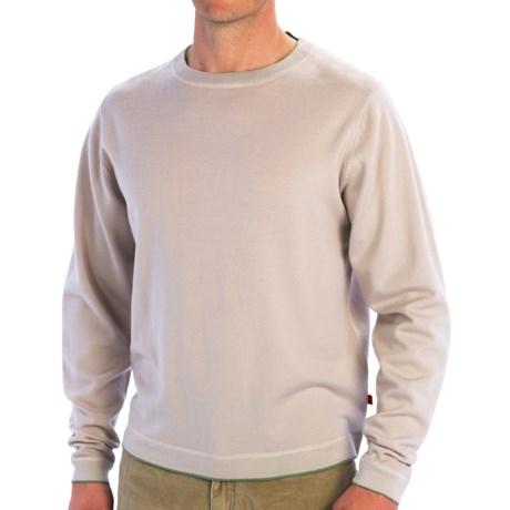 Mountain Khakis Cascade Sweater - Merino Wool, Crew Neck (For Men)