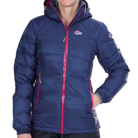 Lowe Alpine Alpenglow Down Jacket - 650 Fill Power (For Women)