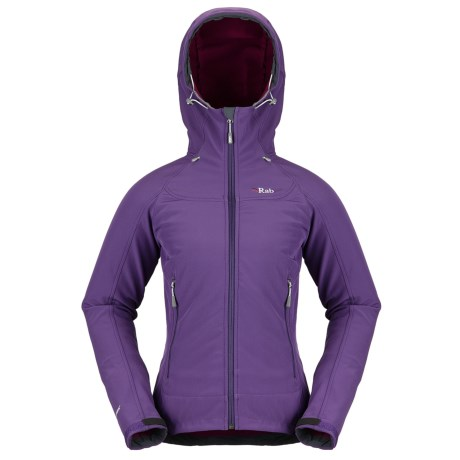 Rab Baltoro Alpine Soft Shell Jacket - Polartec® Power Shield® (For Women)