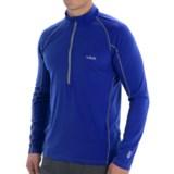 Rab Aeon Plus Shirt - UPF 30+, Neck Zip, Long Sleeve (For Men)