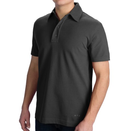 VK Nagrani Polo Classico Shirt - Combed Cotton, Short Sleeve (For Men)