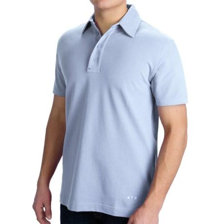 VK Nagrani Polo Classico Shirt - Combed Cotton, Short Sleeve (For Men)