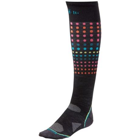 SmartWool PhD Run Ultralight Knee-High Socks - Merino Wool, Over the Calf (For Women)