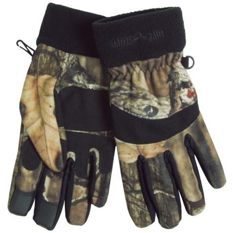 Jacob Ash Hot Shot Stormproof Hunting Gloves (For Men)