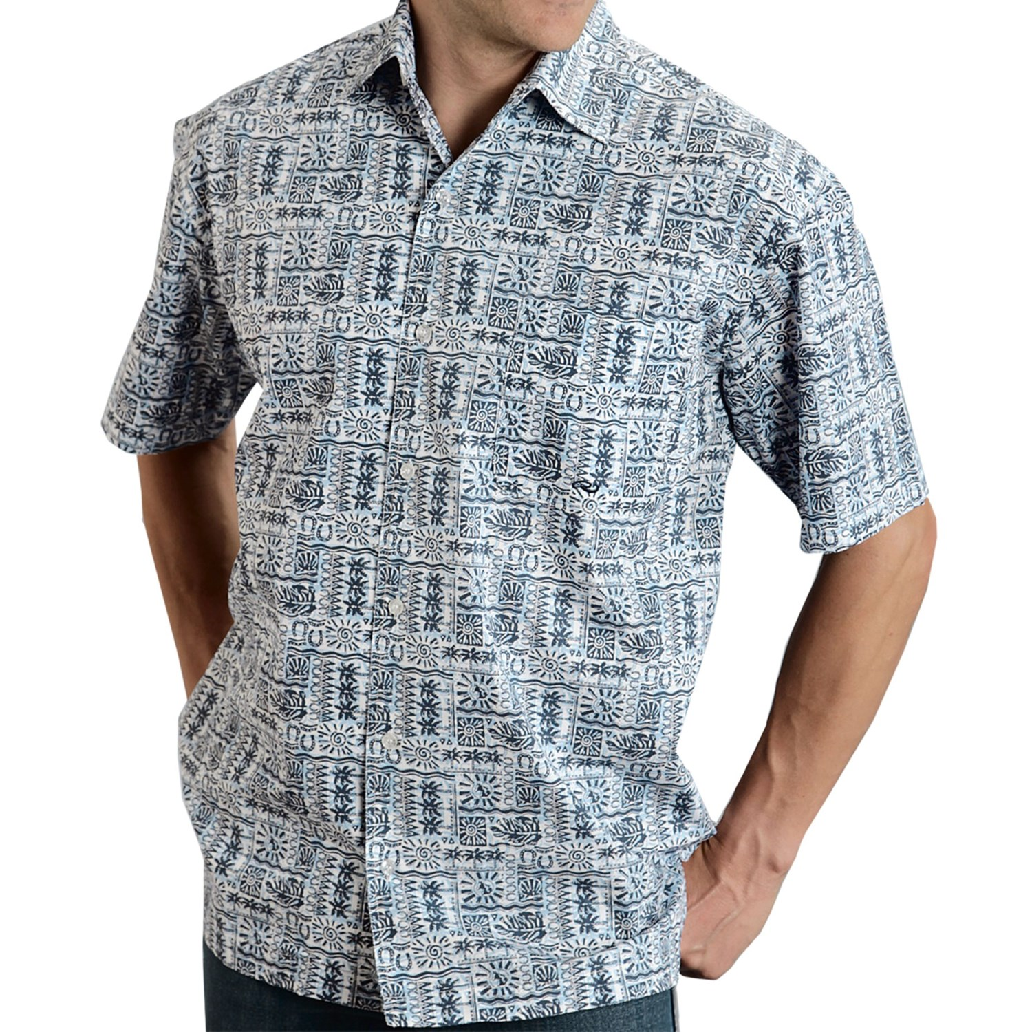 Shop online for Men's Hawaiian Shirts at bierek.tk Find casual button-down shirts with tropical prints. Free Shipping. Free Returns. All the time.