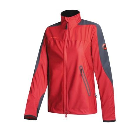 Mammut Windstopper® Clime Jacket - Soft Shell (For Women)