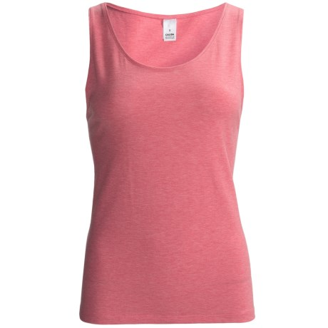 Calida Comfort Tank Top - Stretch Cotton Jersey (For Women)