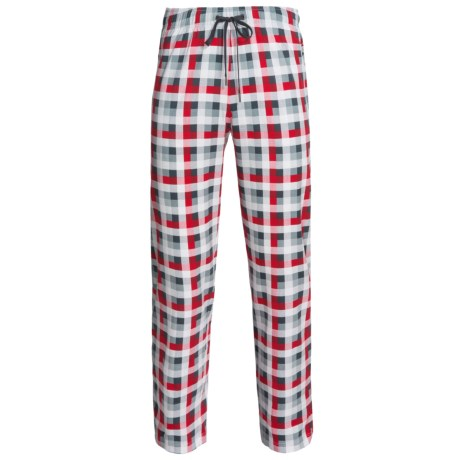 Calida Remix 1 Lounge Pants - Cotton, Open Leg (For Men)